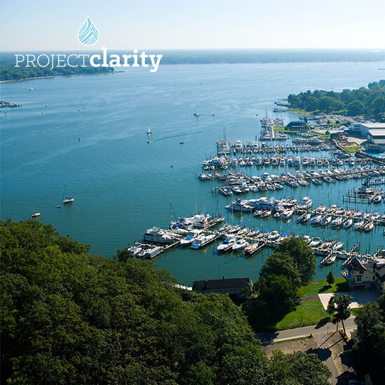 Project Clarity, Lake Macatawa, Holland, Michigan