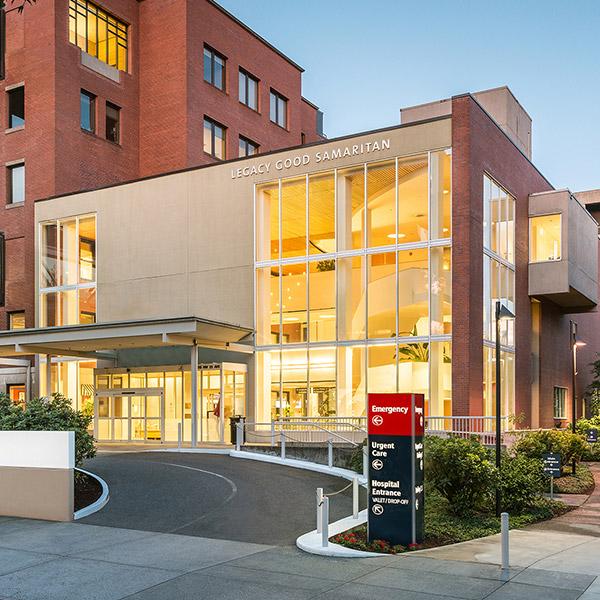 Legacy Health Good Samaritan Hospital